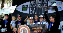 Dual Battle Of The Boardriders National Champions